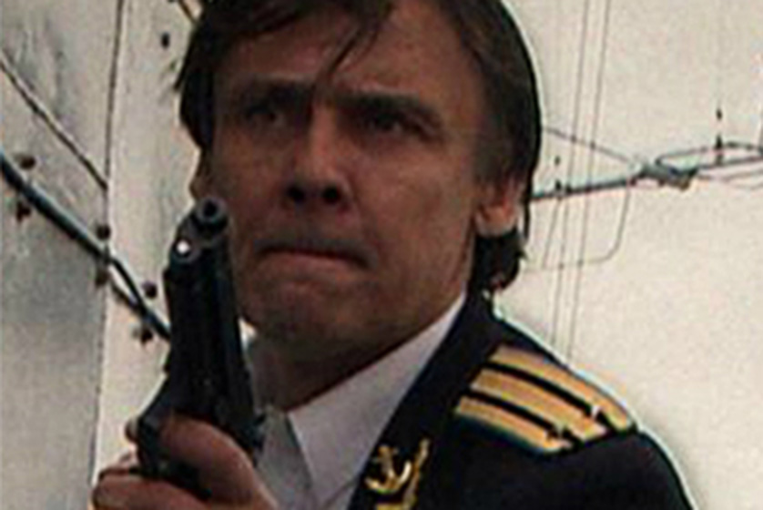 Yuri Klimov in The Hunt for Red October - True Story